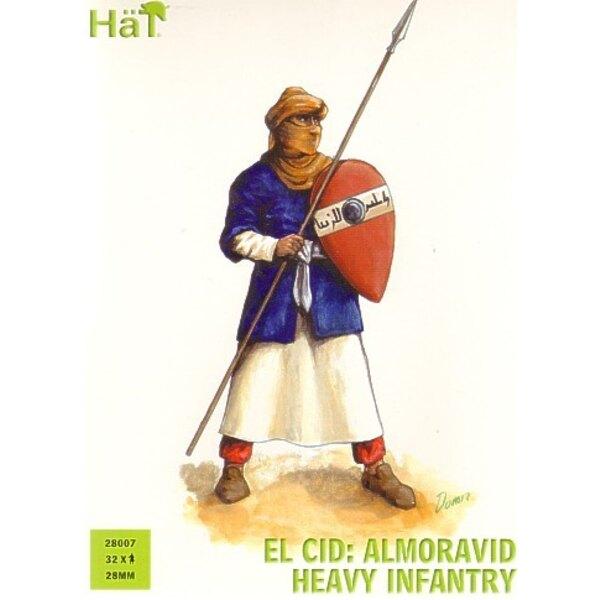 El Cid Almoravid Heavy Infantry