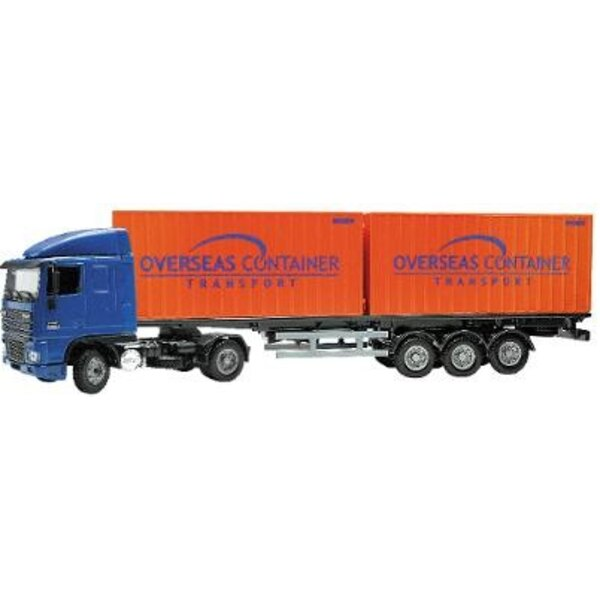DAF 95XF low cab container truck 1:50