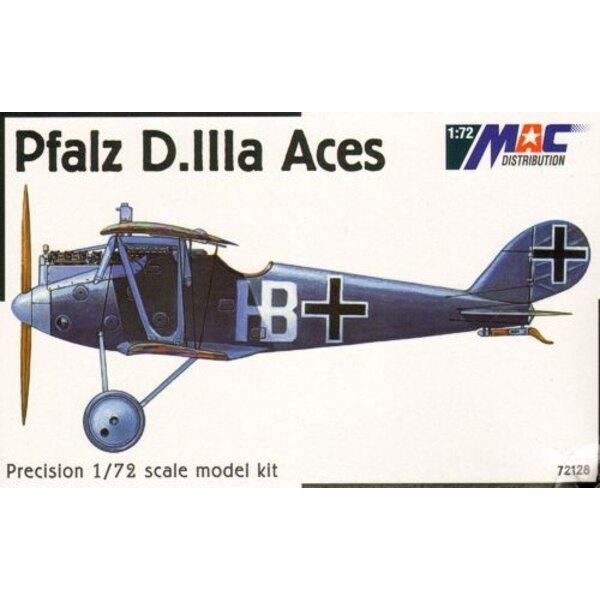 Pfaltz D.IIIa (new mould) Aces
