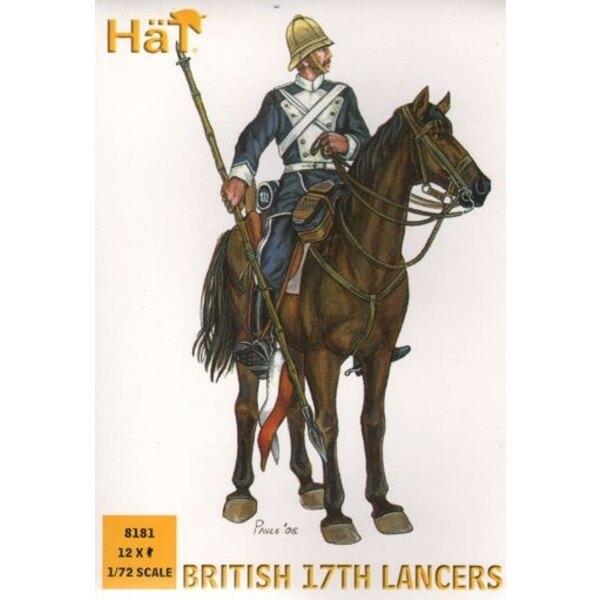 17th British Lancers