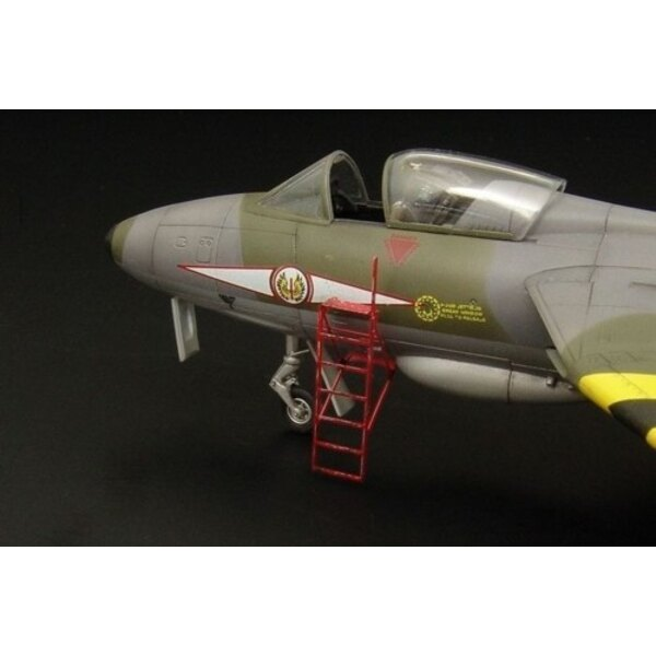 Step ladders for Hawker Hunter and Harrier