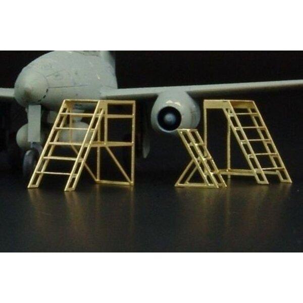 Workshop ladders