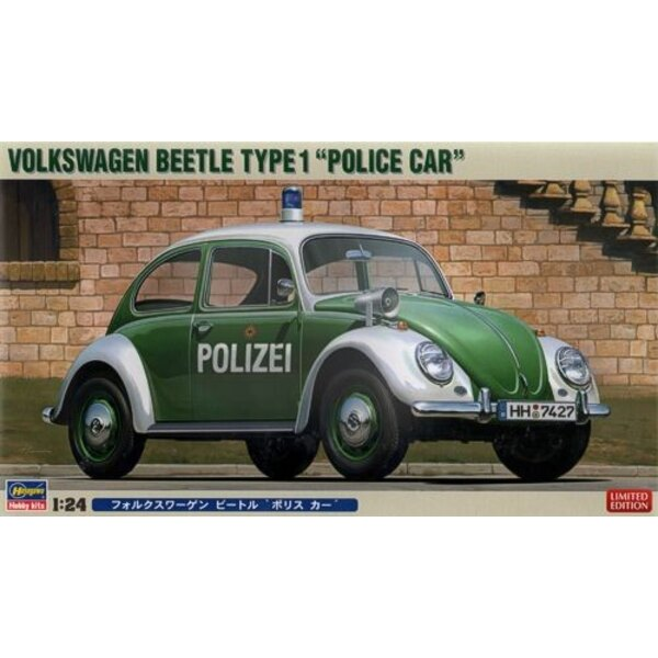 Volkswagen Beetle Type 1 'Police car'