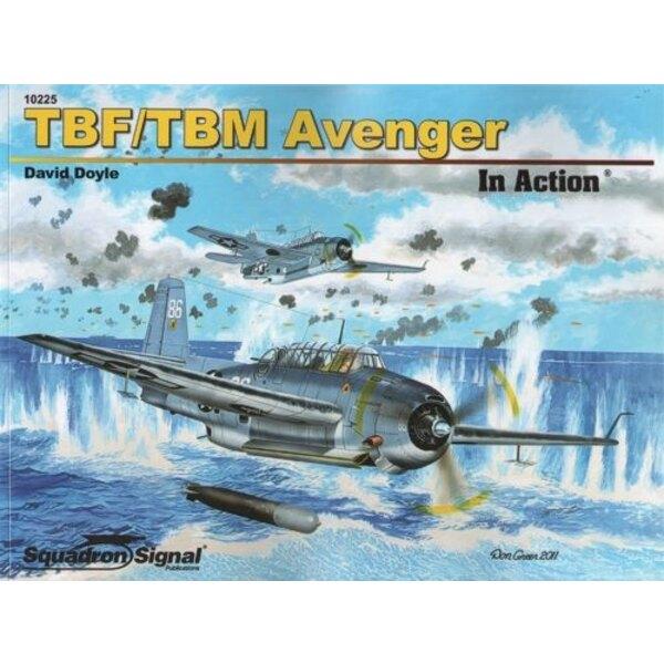 TBF/TBM Avenger (In action series)
