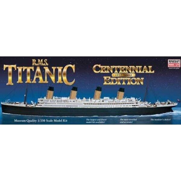 RMS Titanic Centennial Edition