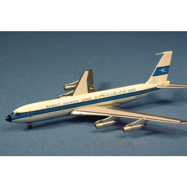 Kuwait Airways Cargo Boeing 707-331C OD-AGS