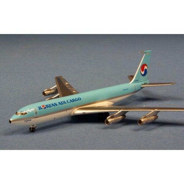 Korean Air Cargo Boeing 707-320B HL-7431