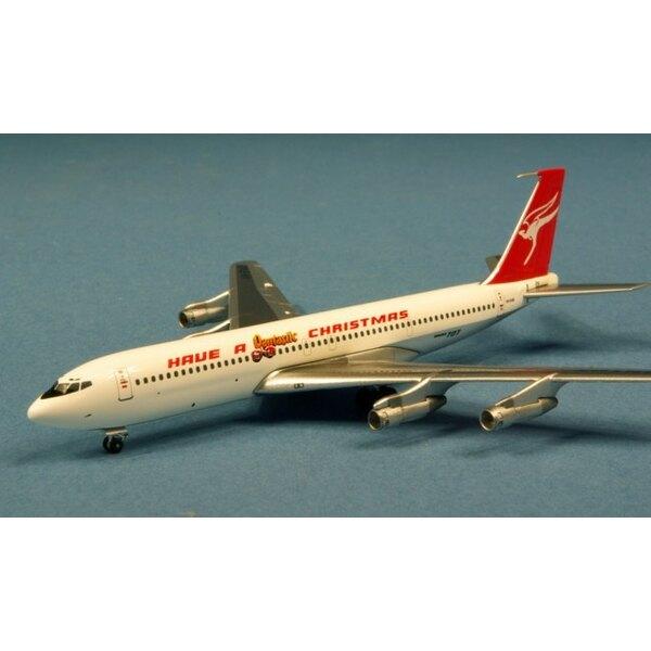 Qantastic Christmas Boeing 707-320 VH-EAB