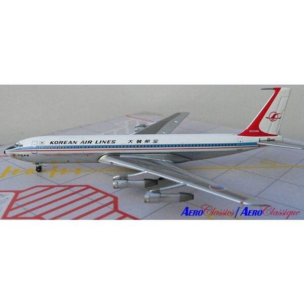 Korean Airlines Boeing 707-373C - N370WA