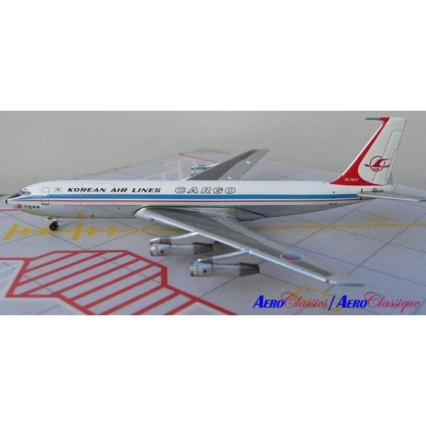 Korean Airlines Cargo Boeing 707-321C - HL7427