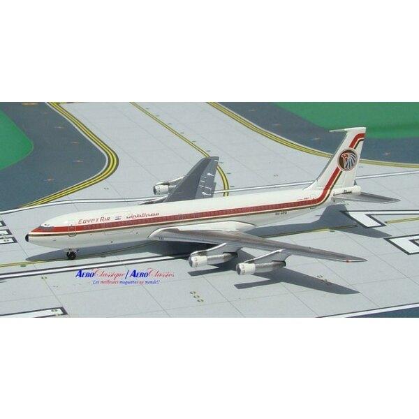 Egyptair Boeing 707-366C SU-APD Khafrah n/c