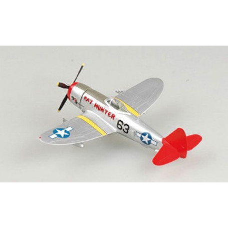 P-47D Thunderbolt Red Tails Tuskeegee
