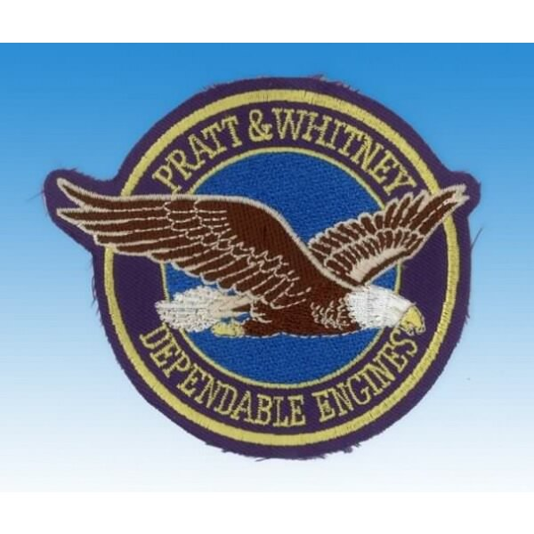 Patch Pratt & Whitney
