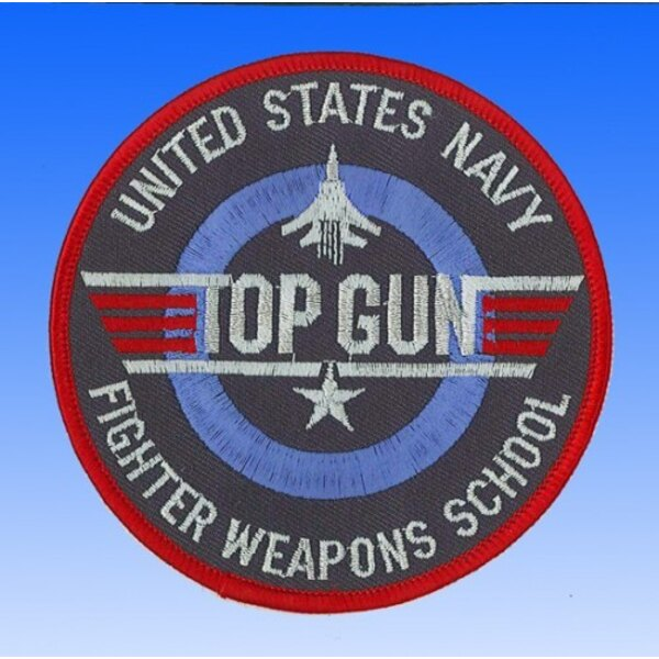 Patch Top Gun