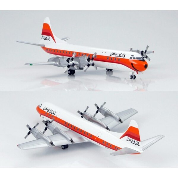 Lockheed L-188 Electra Pacific Southwest Airlines