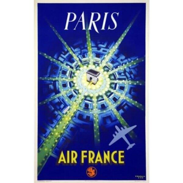 Air France - Paris - P.Baudouin 1947