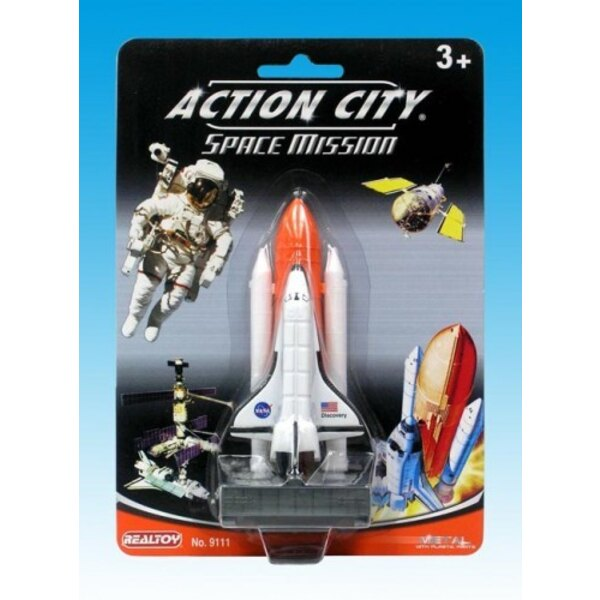 Space Mission : Shuttle & Launcher (24pcs)