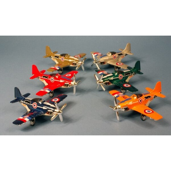 Retrocfriction Air Chief metal pull back action (1