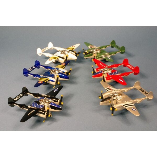 Retrofriction War Fighter metal pull back action (