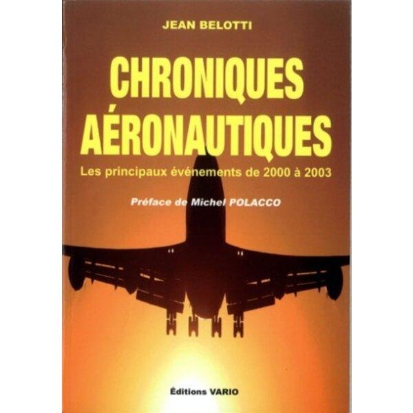 Book Chroniques Aéronautiques