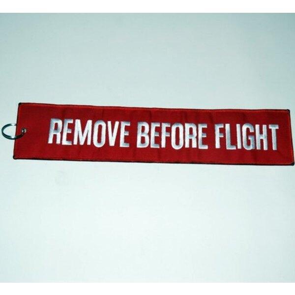Remove Before Flight Mega Large 36x8cm