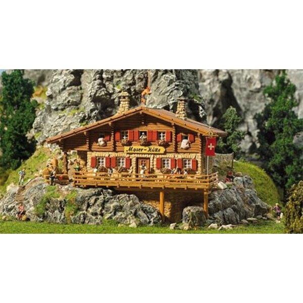 Moser Chalet Alpine hut