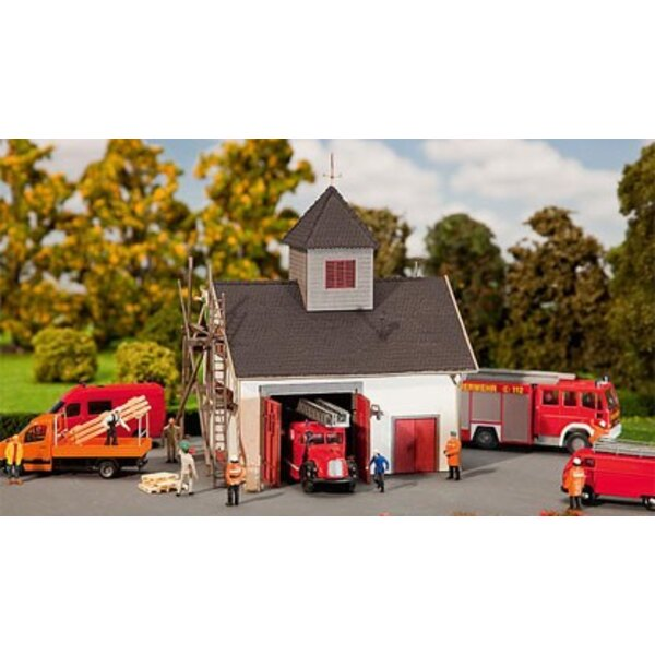 Country style fire department