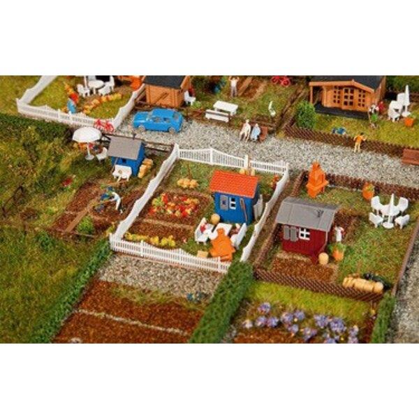 Allotment garden set 2
