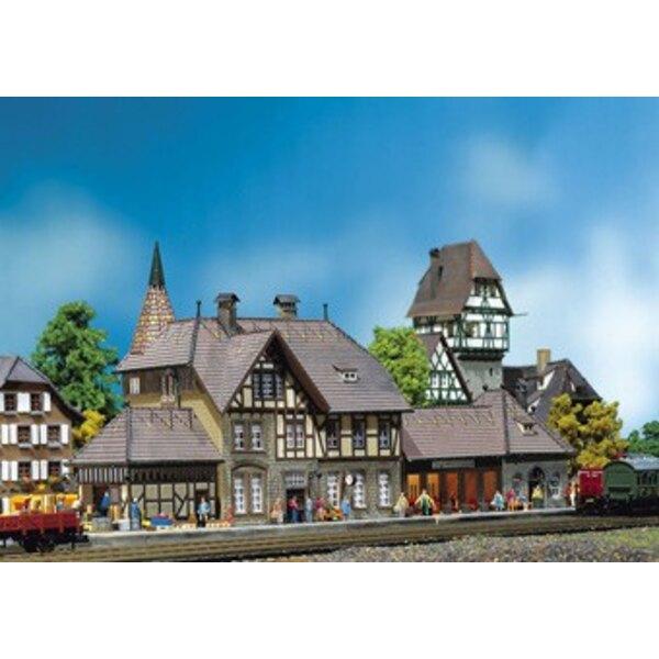 Schwarzburg Station