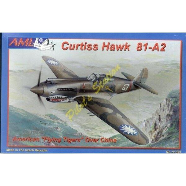 Curtiss Hawk 81A2