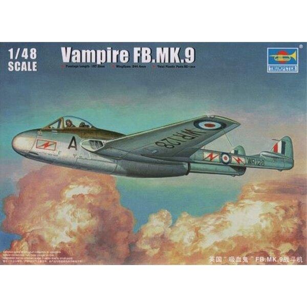 de_Havilland Vampire FB.9