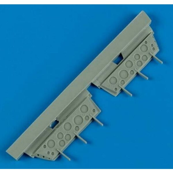 Douglas TBD-1 Devastator bomb sight doors (designed to be used with Great Wall Hobby kits)