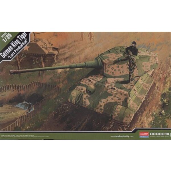 German King Tiger (Late production)