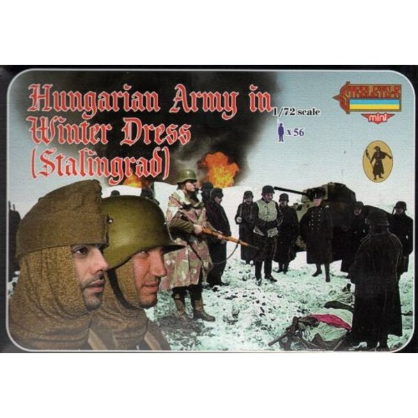 Hungarian Army (WWII) in Winter Dress (Stalingrad)