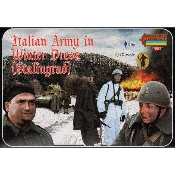 Italian Army (WWII) in Winter Dress (Stalingrad)