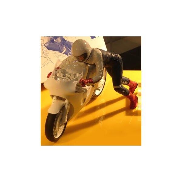 Pilote MotoGP (Départ)