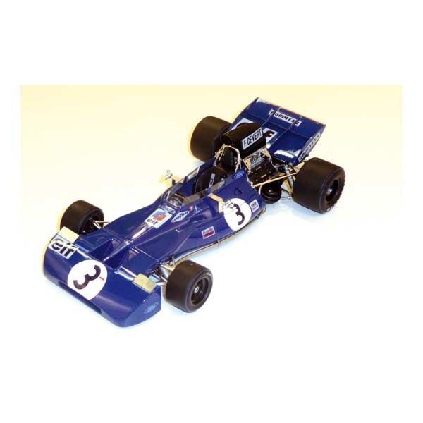 Tyrrell 003 1970 GP Germany
