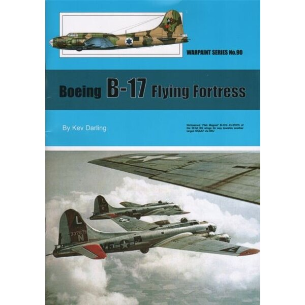 Book Boeing B-17G Flying Fortress