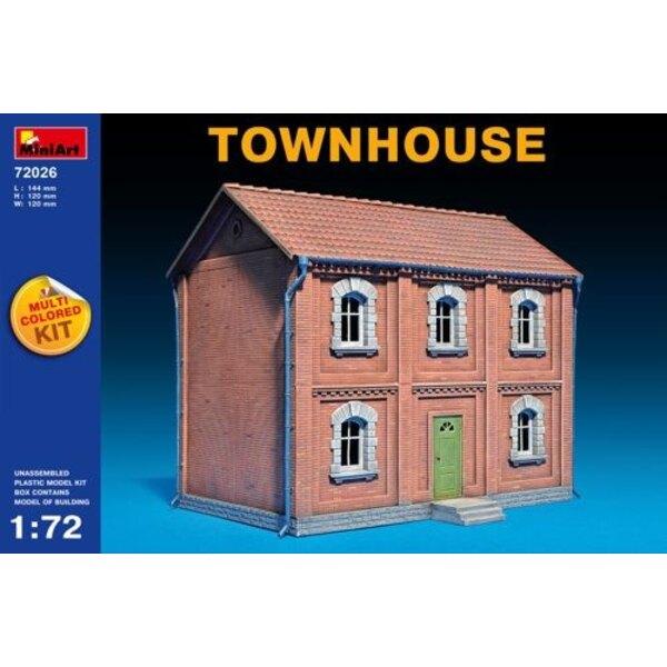 Townhouse (Multi Coloured Kit)