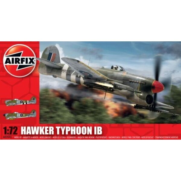 Hawker Typhoon Mk.Ib NEW TOOLING