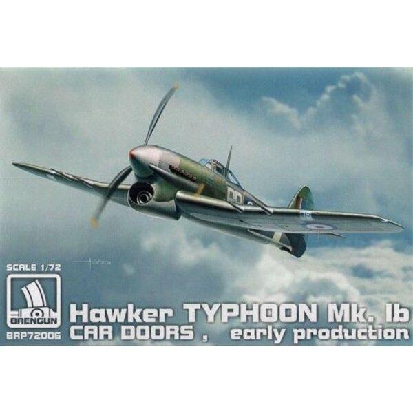 Hawker Typhoon Mk.Ib Car door EARLY release