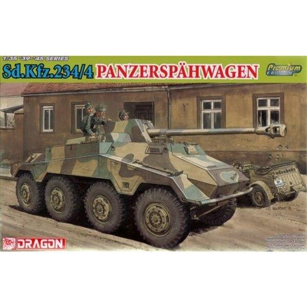 Sd.Kfz.234/4 Panzerspahwagen