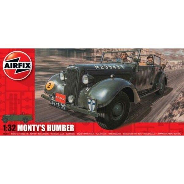 Montys Humber Snipe Staff Car