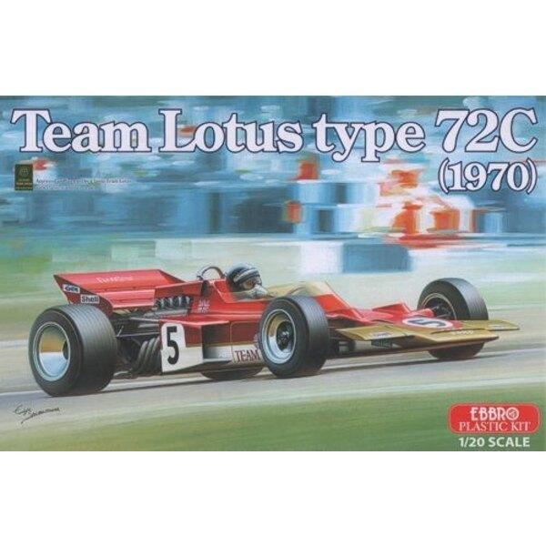 Team Lotus Type 72C (1970)