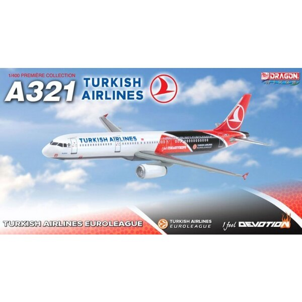 Turkish Airlines Airbus A321 Euroleague