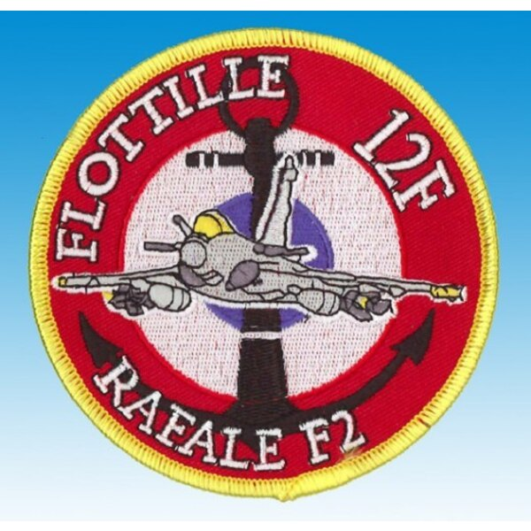 Patch Flotilla 12F