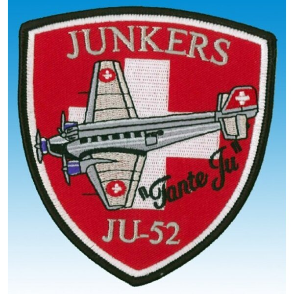 Patch Junkers JU-52 Tante Ju