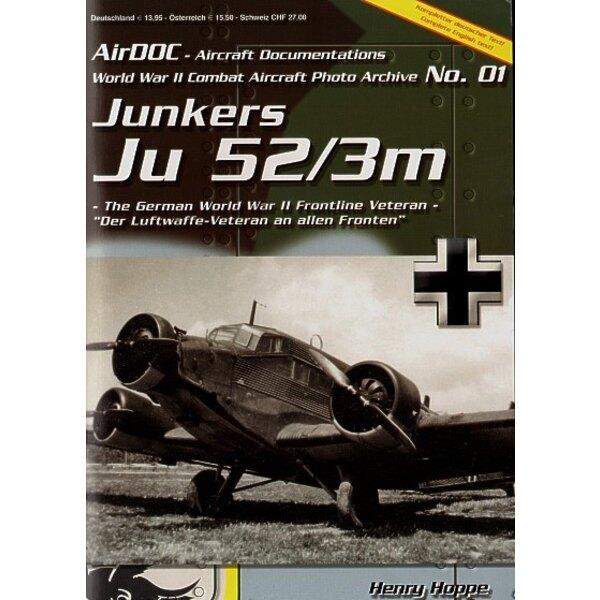 Book Junkers Ju 52/3m