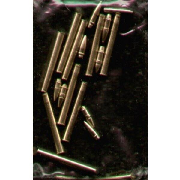 Pz.Kpfw.IV 7.5cm Kwk L/46 ammunition Set