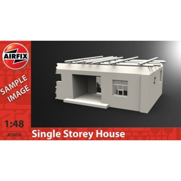 Afghan Single Storey House